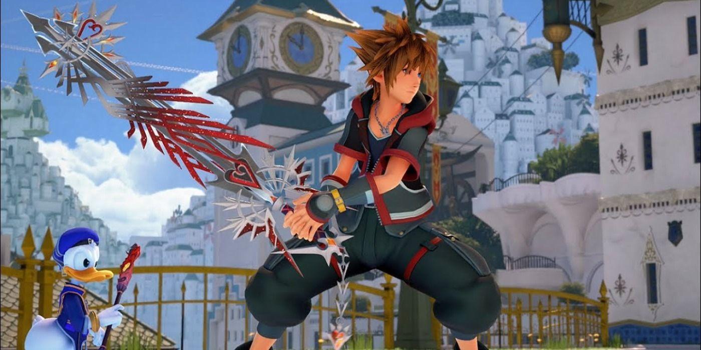 Kingdom Hearts 3 Ultima
