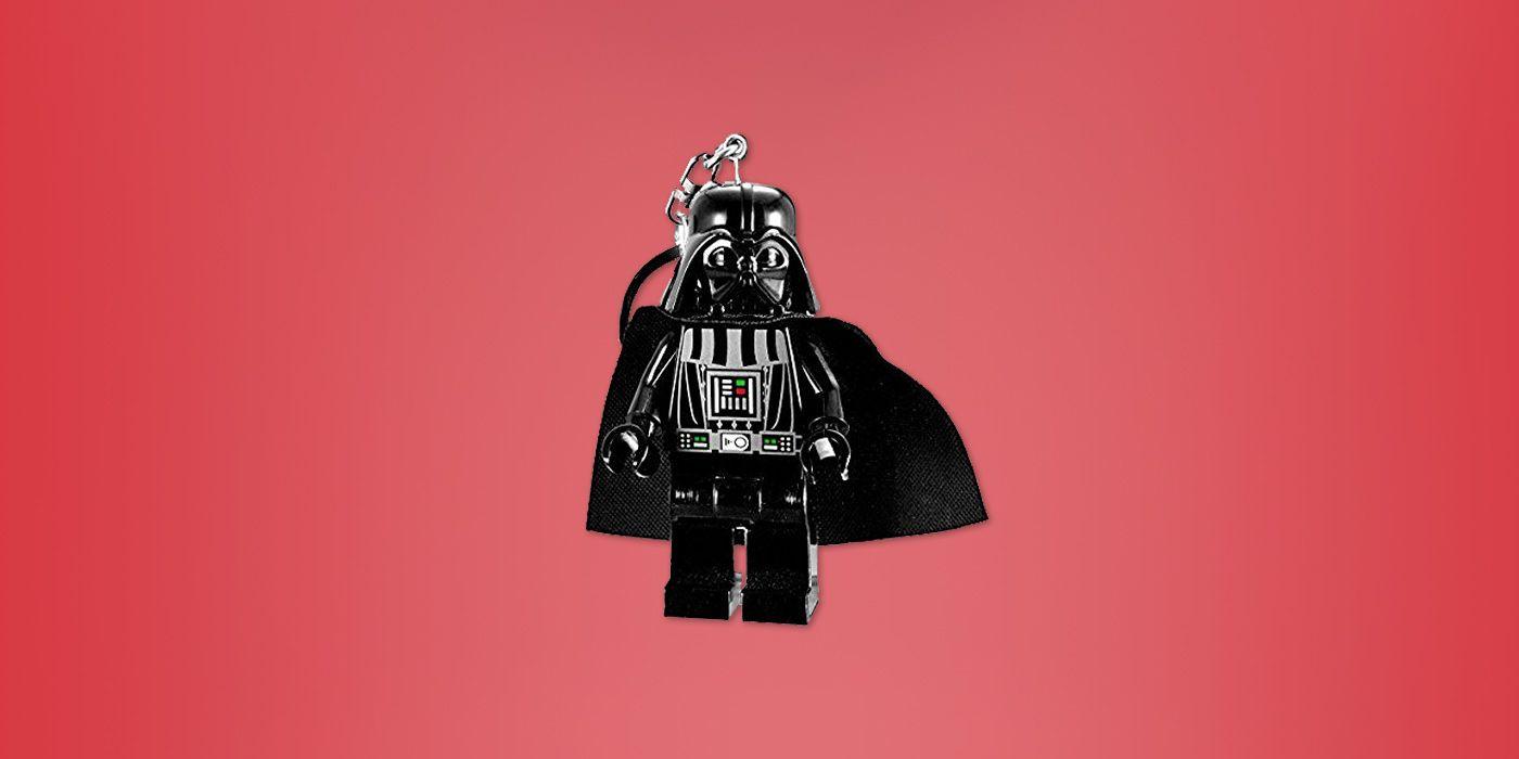 LEGO 850996 Darth Vader Key Chain Brand New Lot of 3