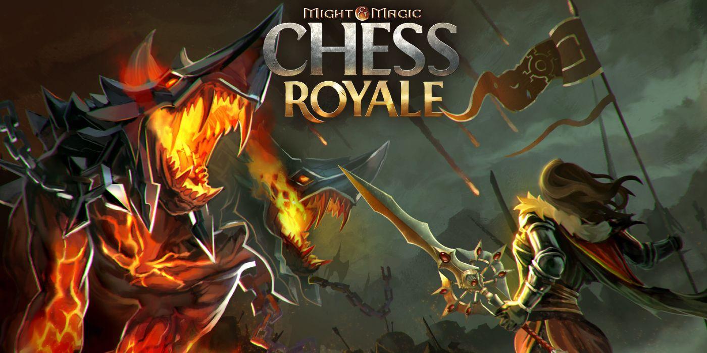 Might & Magic: Chess Royale main art