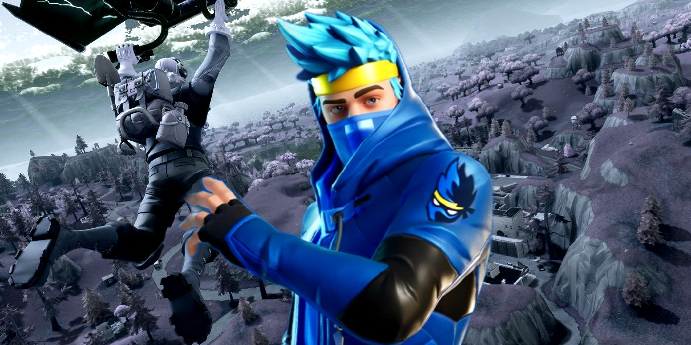 Fortnite Finally Adds Ninja Skin After Years of Requests