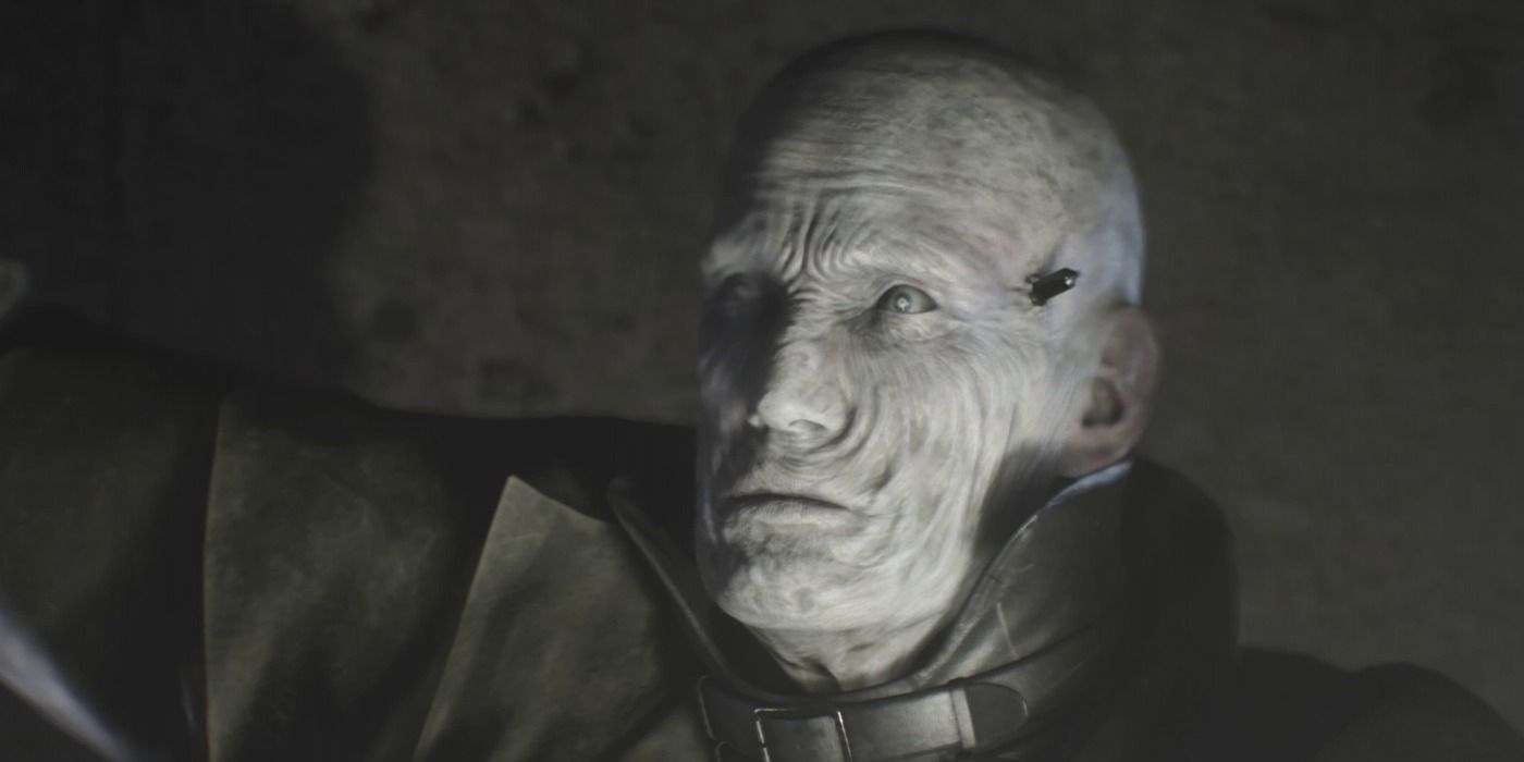 Resident Evil 2 Remake Fighting Mr X The Tyrant Boss
