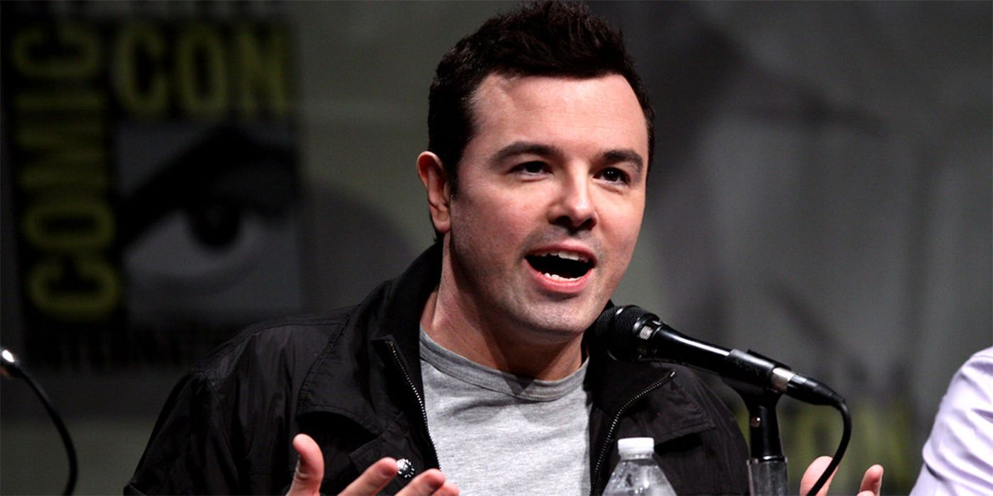 Seth McFarlane Will Surprisingly Create New Content For NBC, Not FOX