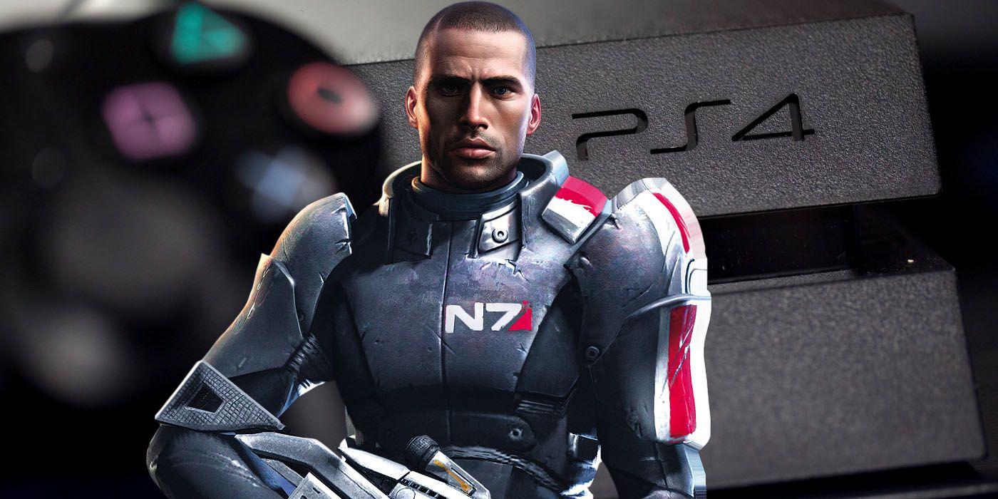 Bioware Teasing Mass Effect 1 News With Cryptic Tweet