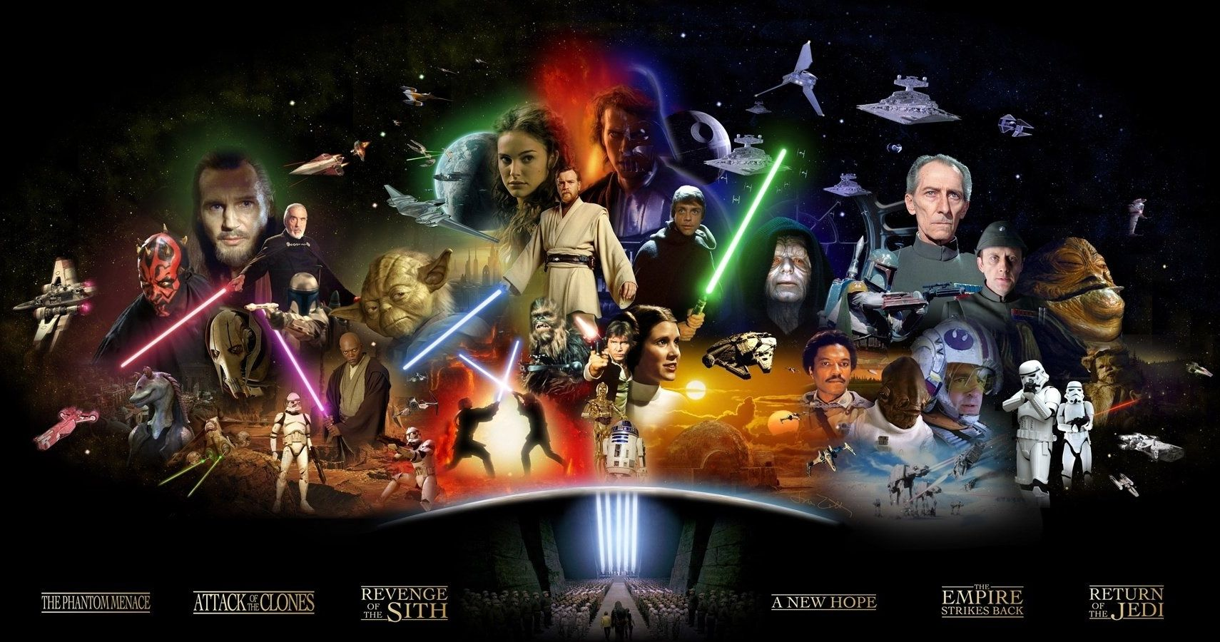 Star Wars Ranking The 15 Characters Who Make The Most Appearances