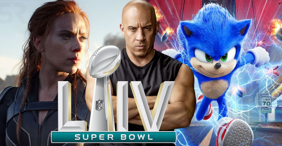 Watch Every Super Bowl 2020 Movie Tv Trailer Screen Rant