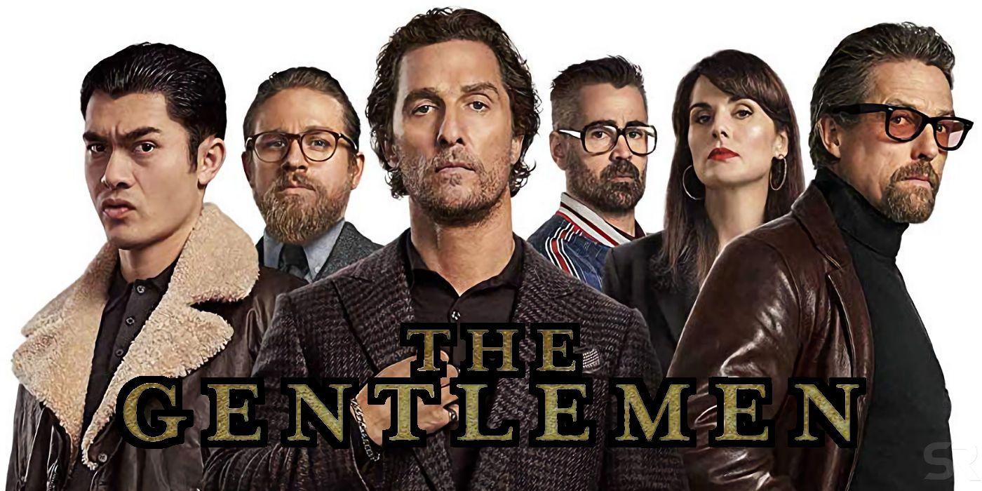 The Gentlemen Cast & Character Guide   Screen Rant