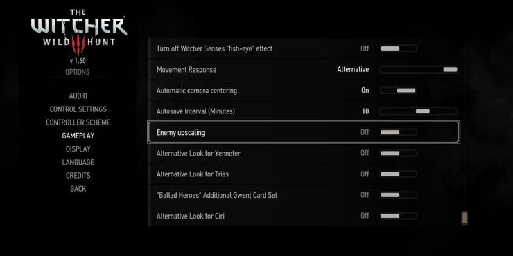 Witcher 3 How To Access The Alternative Looks Dlc Screen Rant