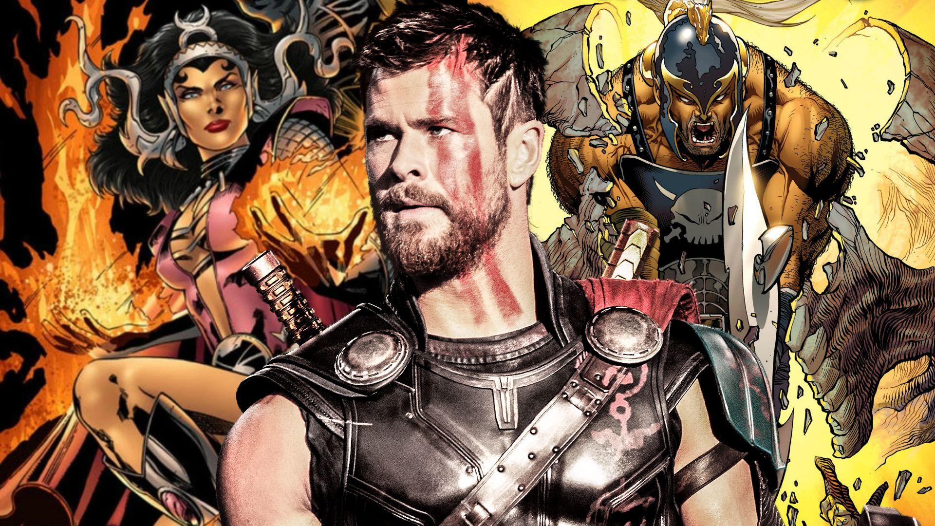 Thor 4 Predicting Love Thunder S Villain Screen Rant