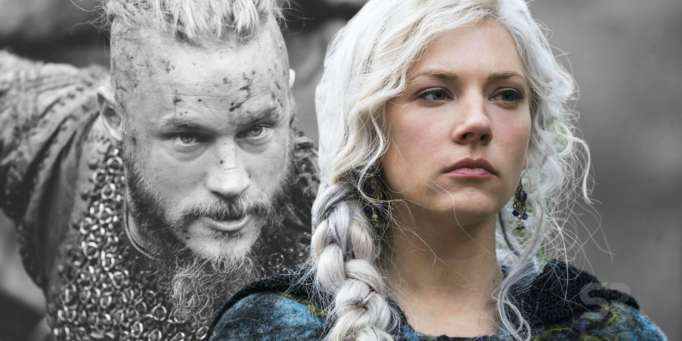 Vikings Why Lagertha Is The Best Character Not Ragnar