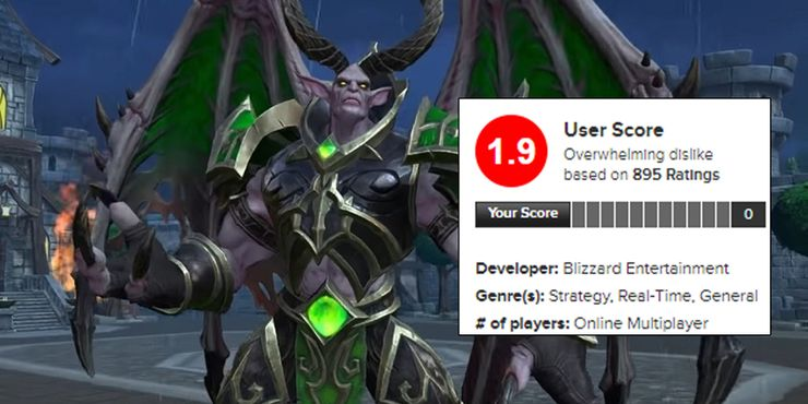 Warcraft 3 Reforged Is Getting Absolutely Destroyed By Blizzard Fans