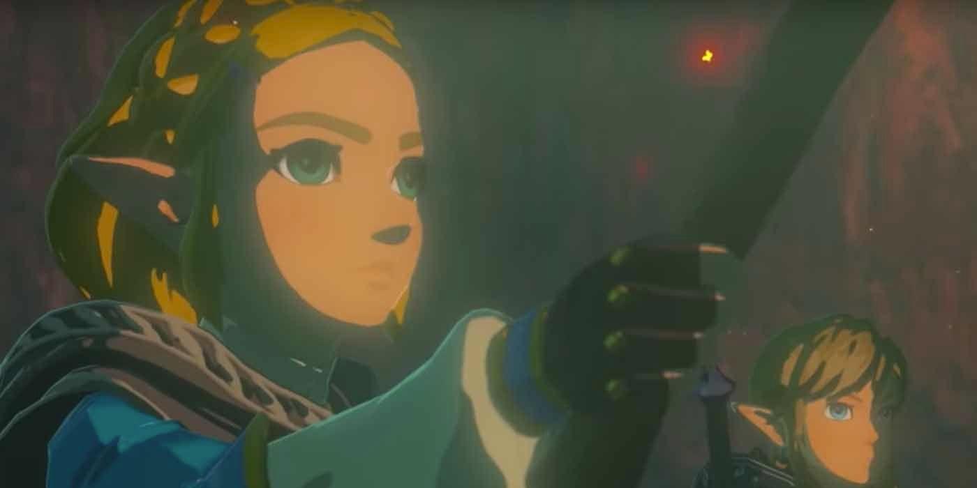 Zelda Breath Of The Wild 2 10 Huge Details Everyone Missed