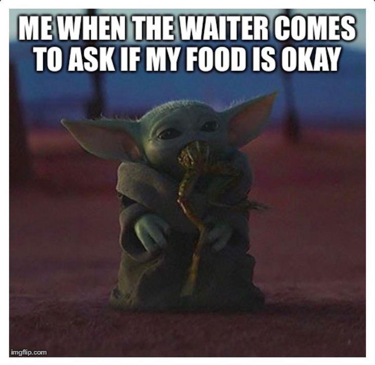 Cool Baby Yoda Quarantine Memes Snacky Snack - Romance Movies