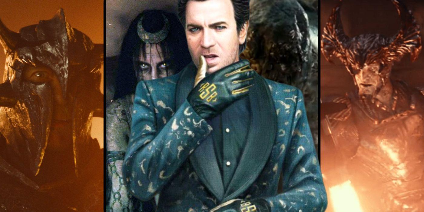 Birds Of Prey Ewan Mcgregor S Black Mask Is The Dceu S Best Villain Yet