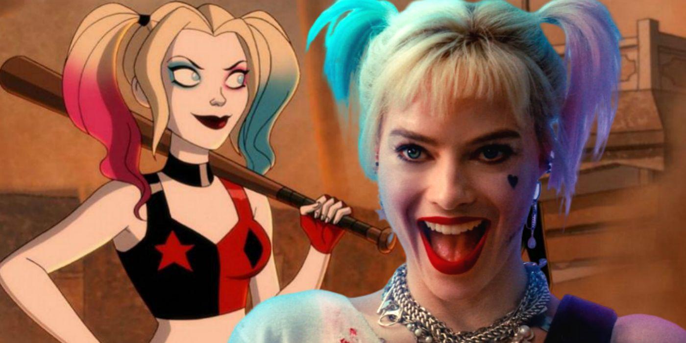 Birds Of Prey Harley Quinn S Post Credits Joke References Dc Universe Show