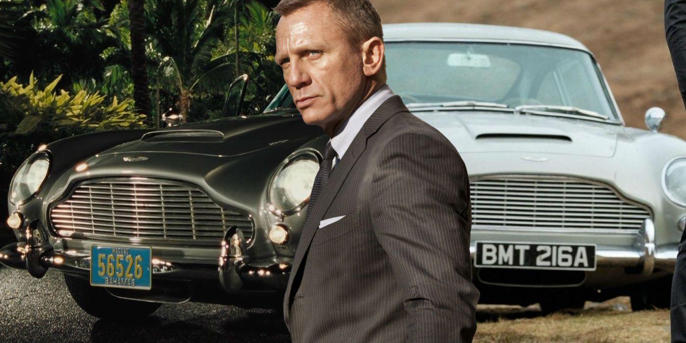 Is Skyfall S Aston Martin A Retcon Why Daniel Craig S Bond Has Two Cars