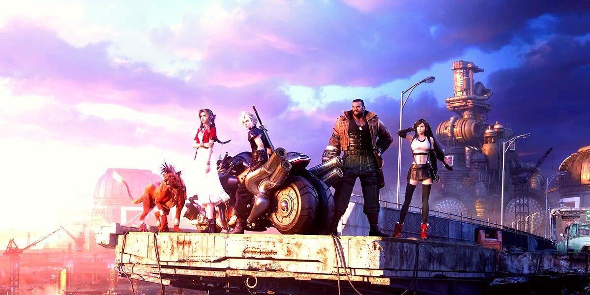 Final Fantasy 7 Remake Voice Actors and Voice Cast ...