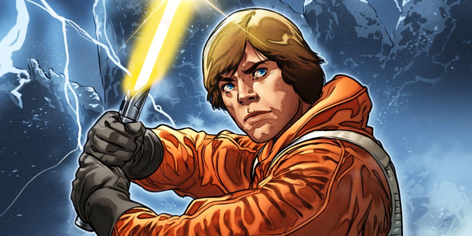 Will Luke Skywalker Finally Take The Jedi Trials?