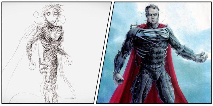 Superman Lives; Nicolas Cage