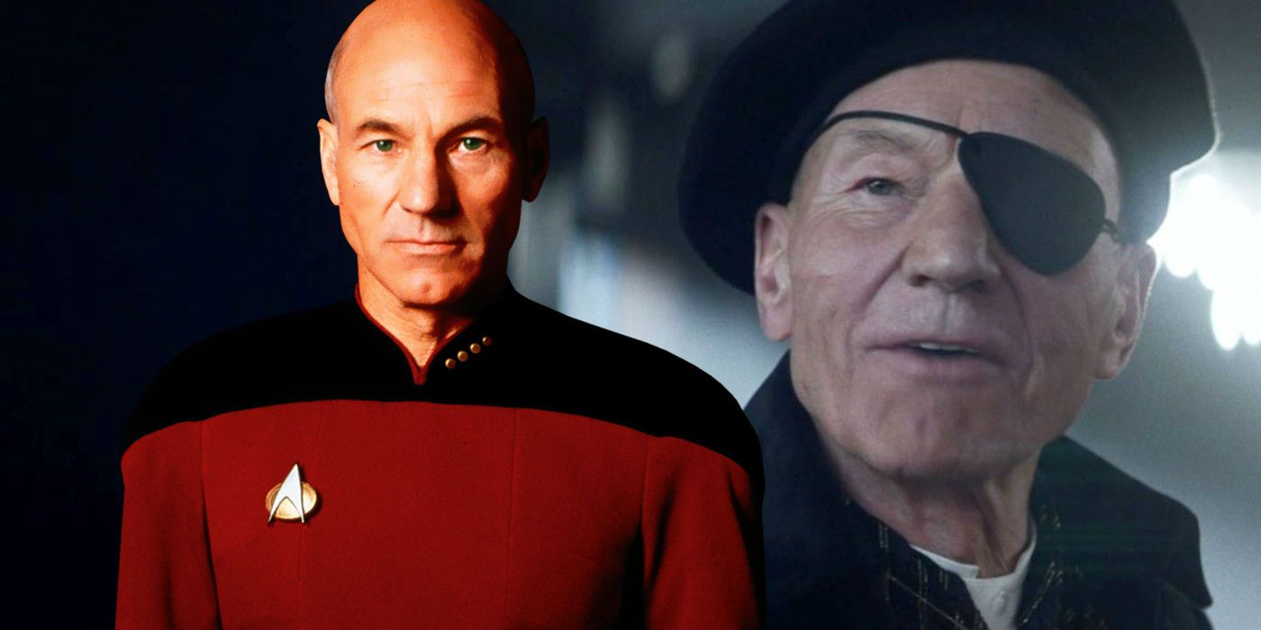 Picard Mocks Star Trek Creator's Problems With Casting Patrick Stewart