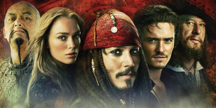 Where To Watch Every Pirates Of The Caribbean Film Online