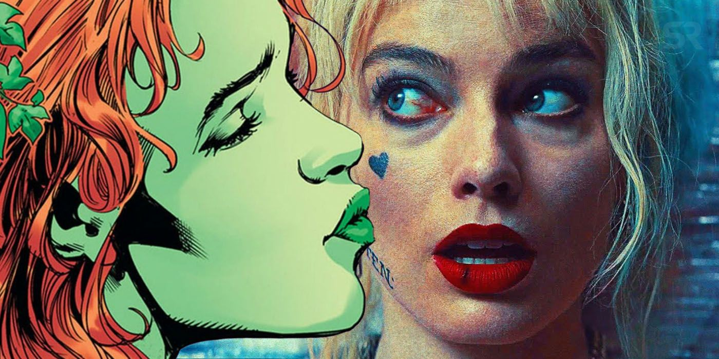 Birds Of Prey Sets Up The Harley Quinn Poison Ivy Romance