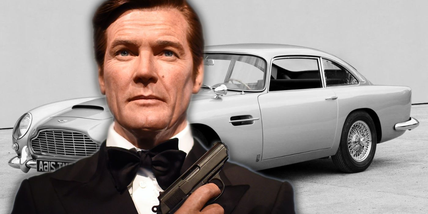 Why One James Bond Never Drove An Aston Martin Screen Rant