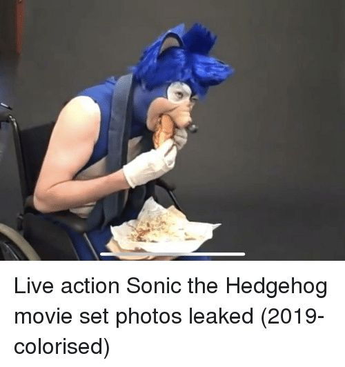 10 Hilarious Sonic The Hedgehog Movie Memes Only True Fans Will Understand