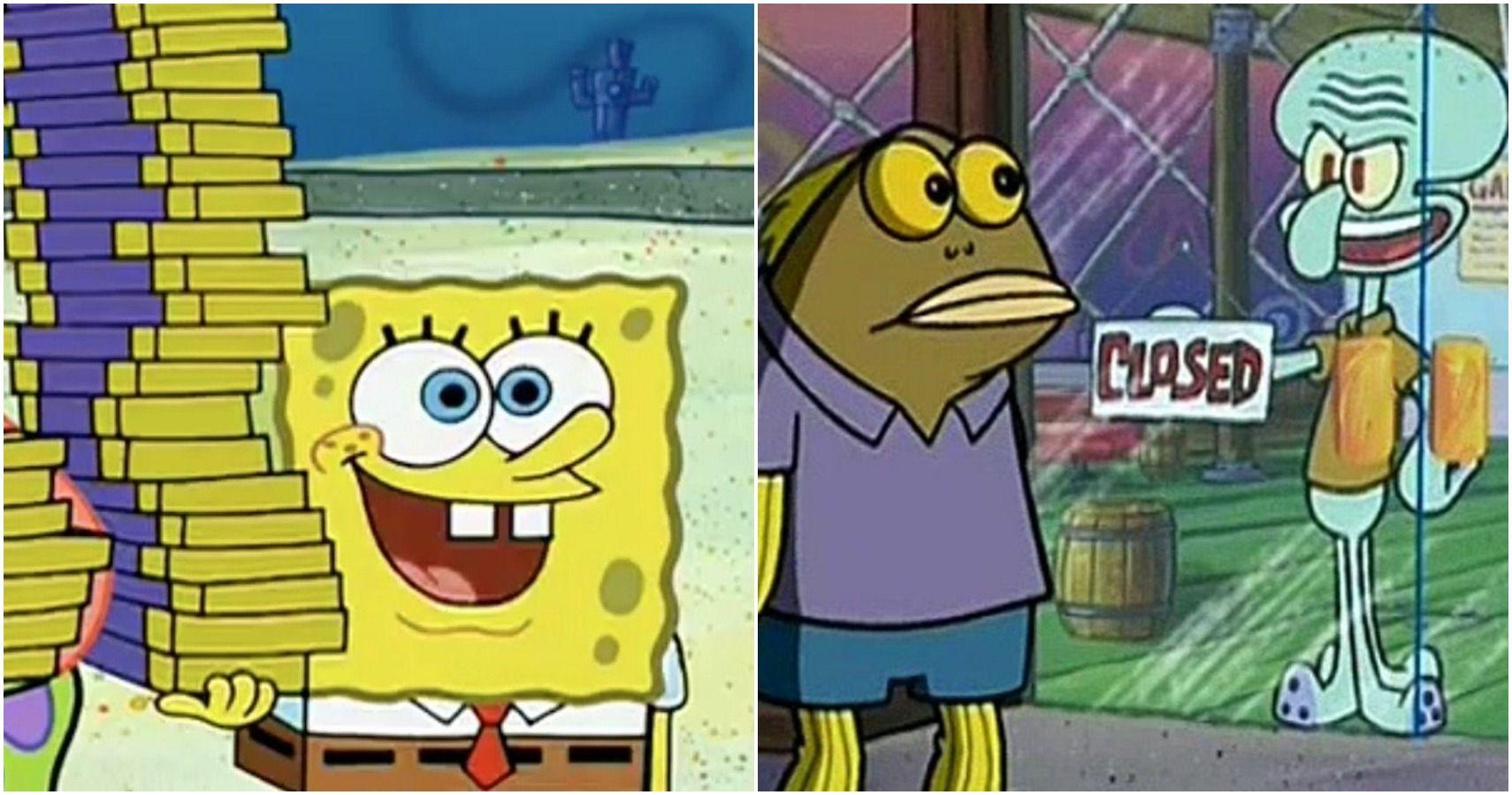 Spongebob Imdb