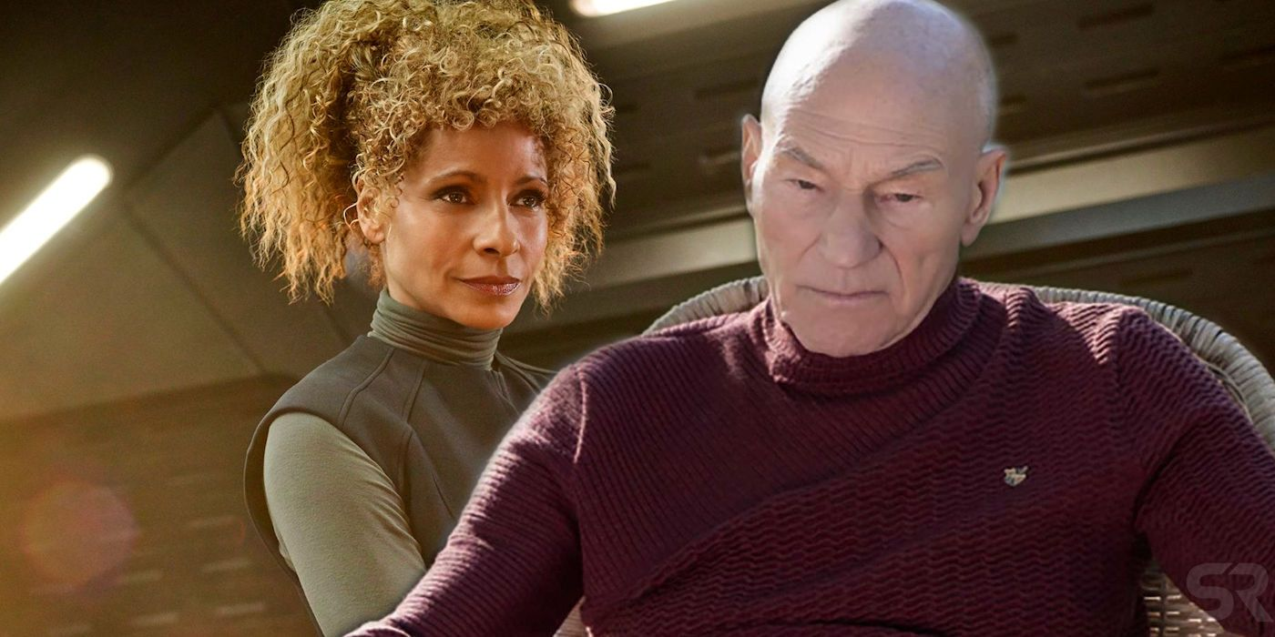 Star Trek: Why Raffi Musiker Hates Picard Is His Biggest Weakness