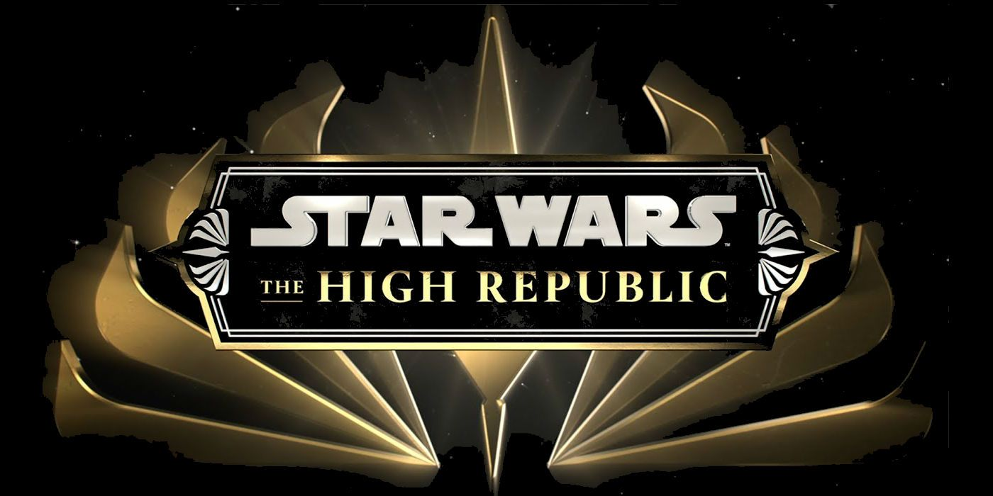 Star Wars - The High Republic logo