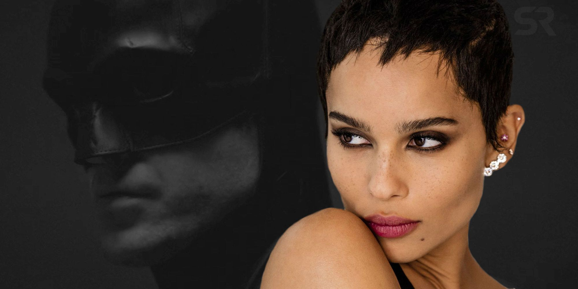 Zoe Kravitz's Catwoman Costume First Look In The Batman Movie Set Photos