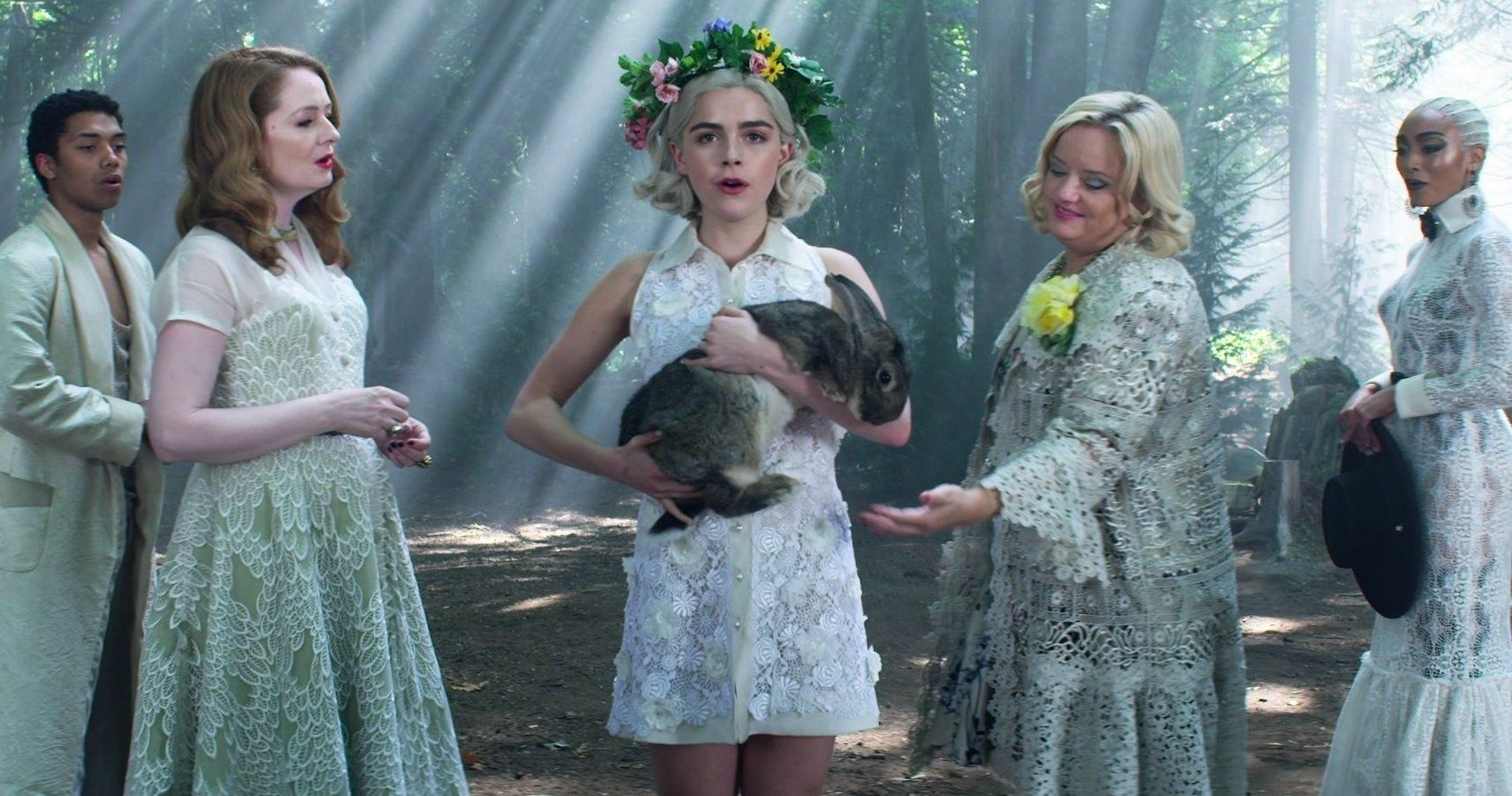 Every Episode Of Chilling Adventures Of Sabrina Season 3, Ranked (According To IMDb)