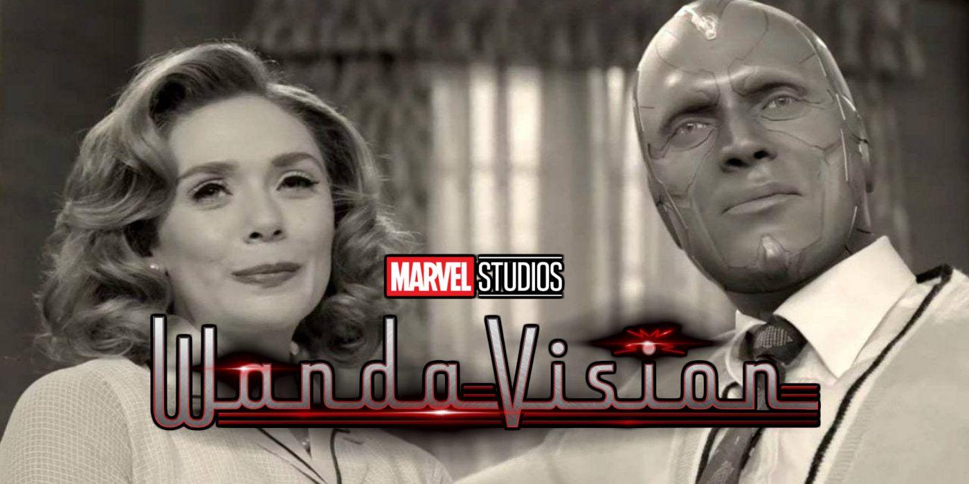 WandaVision Rodaje Disney +