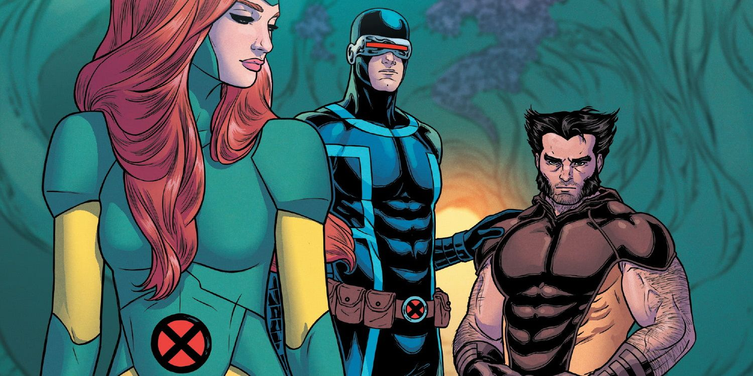 X-Men Cyclops and Wolverine Are Definitely Having Sex On The Moon