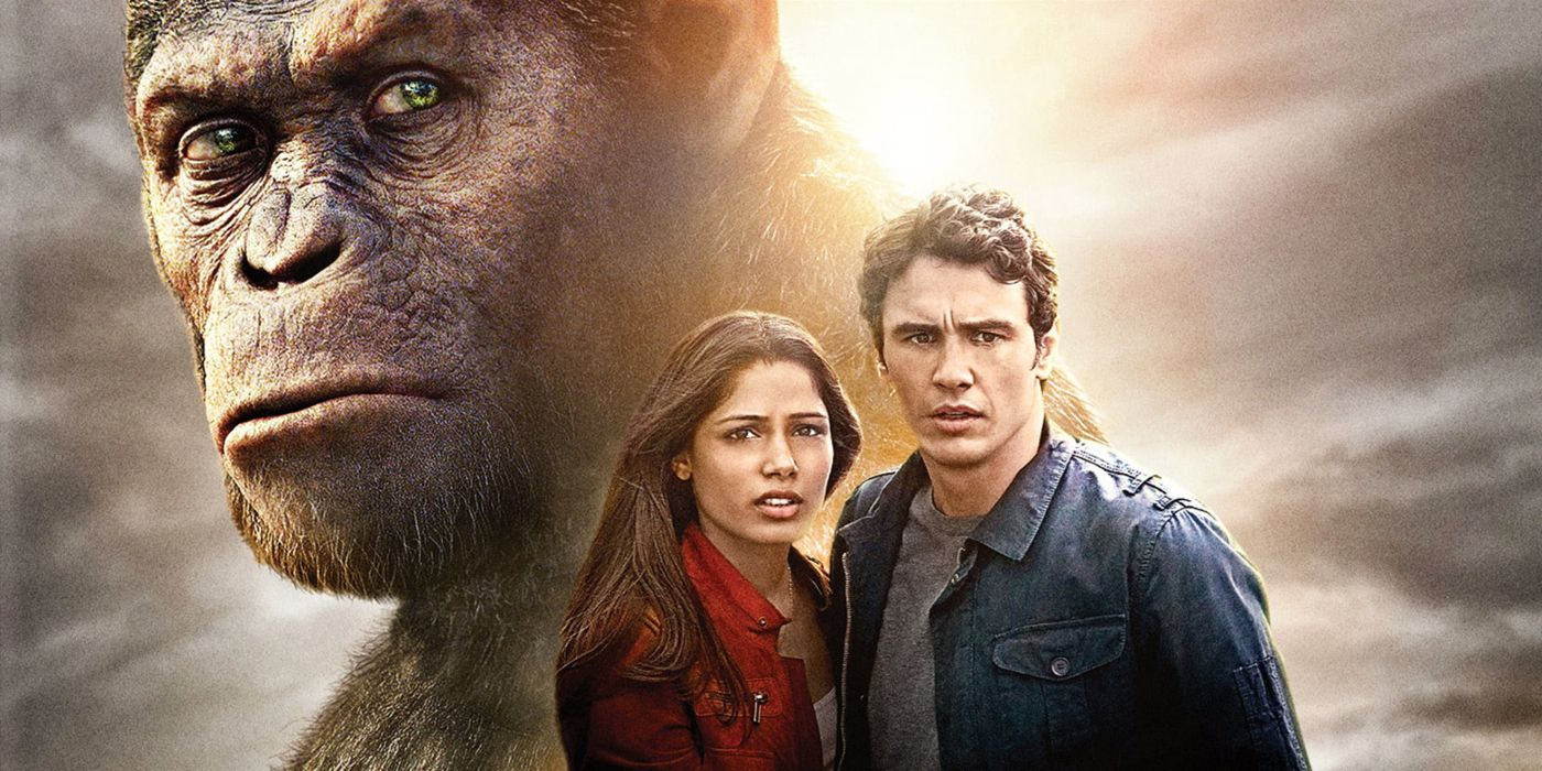 Dawn Of The Planet Of The Apes Subtly Confirmed The Fate Of James Franco's  Will