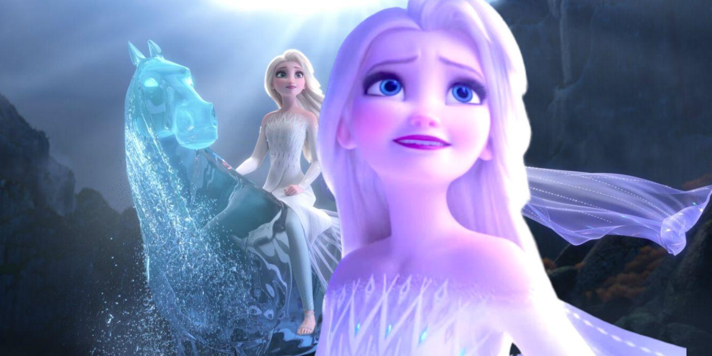 Elsa 2 Disney Plus