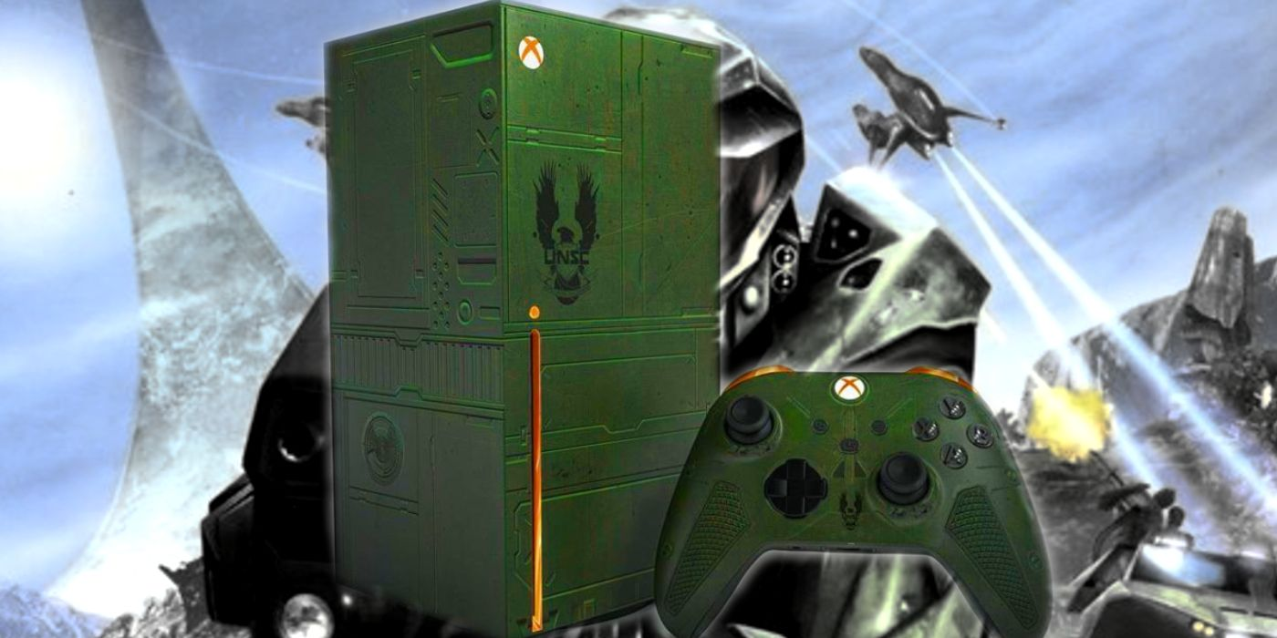 What The Halo Infinite Xbox Series X Should Look Like