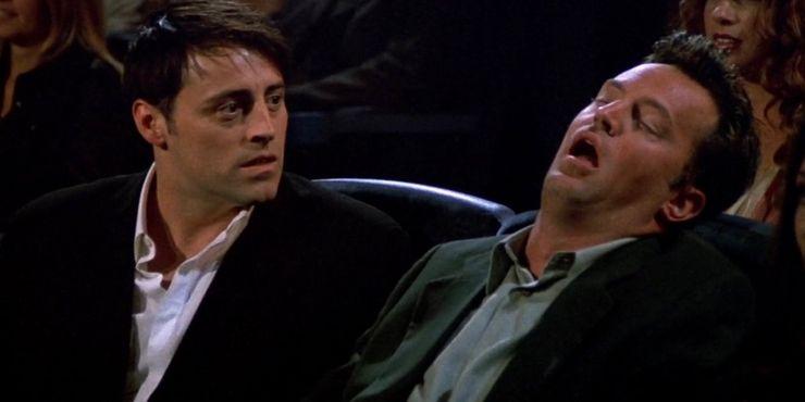 Friends 5 Times Joey Was Chandler S Best Friend 5 It Was Ross