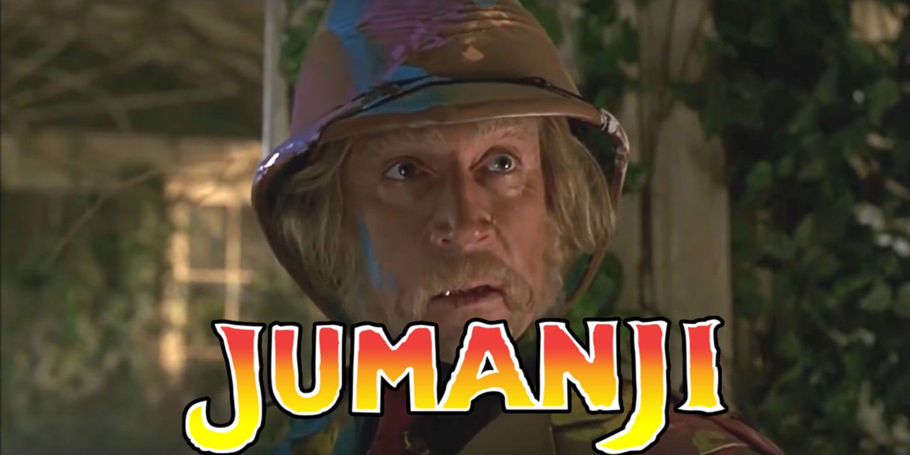 Jumanji: Why Van Pelt's Gun Disappears When The Game Ends