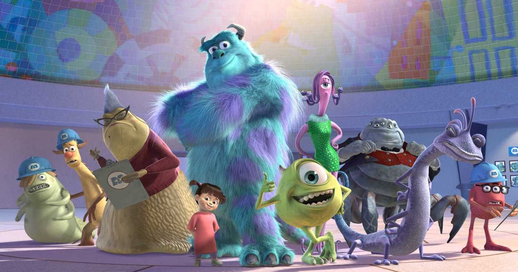 10 Things You Didn T Know About The Canceled Monsters Inc 2