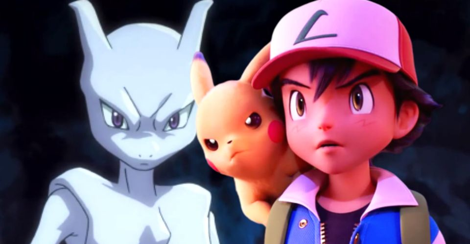 Netflix S Mewtwo Strikes Back Changes Maintain The Best Pokemon Movie