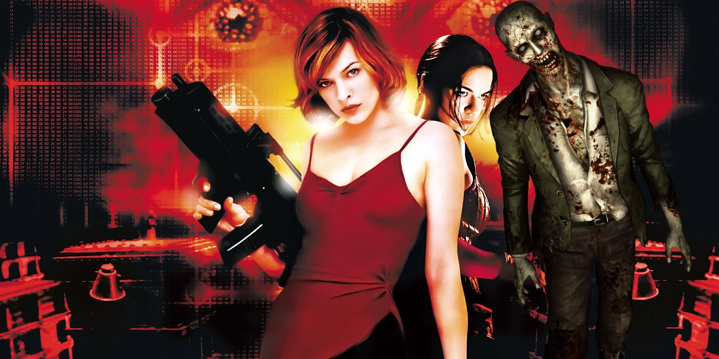 All The Connections To The Resident Evil Games In The Original Movie