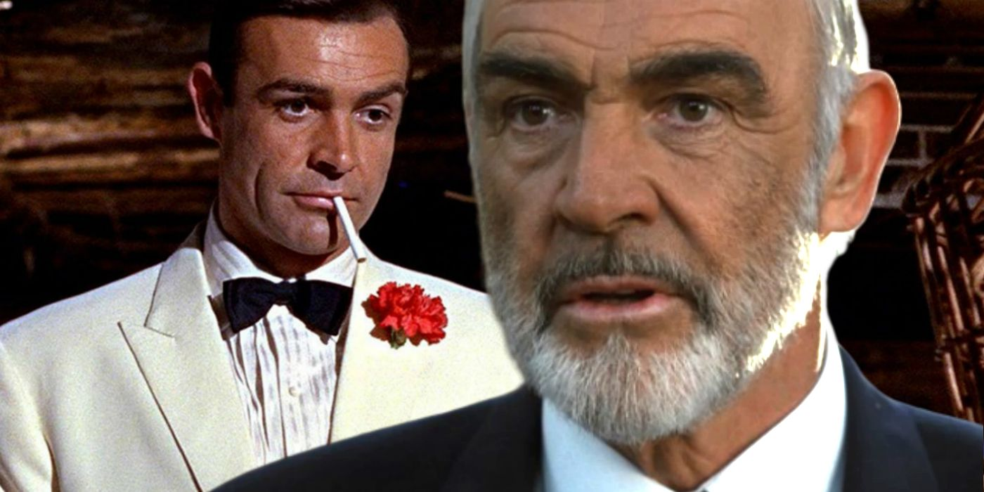 James Bond Theory The Rock Is Sean Connery S Real Final 007 Movie