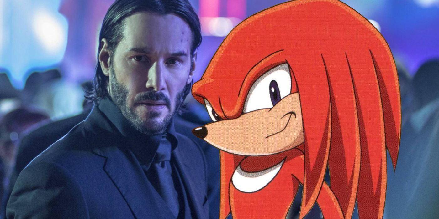 Casting Knuckles For Sonic The Hedgehog 2 Screen Rant