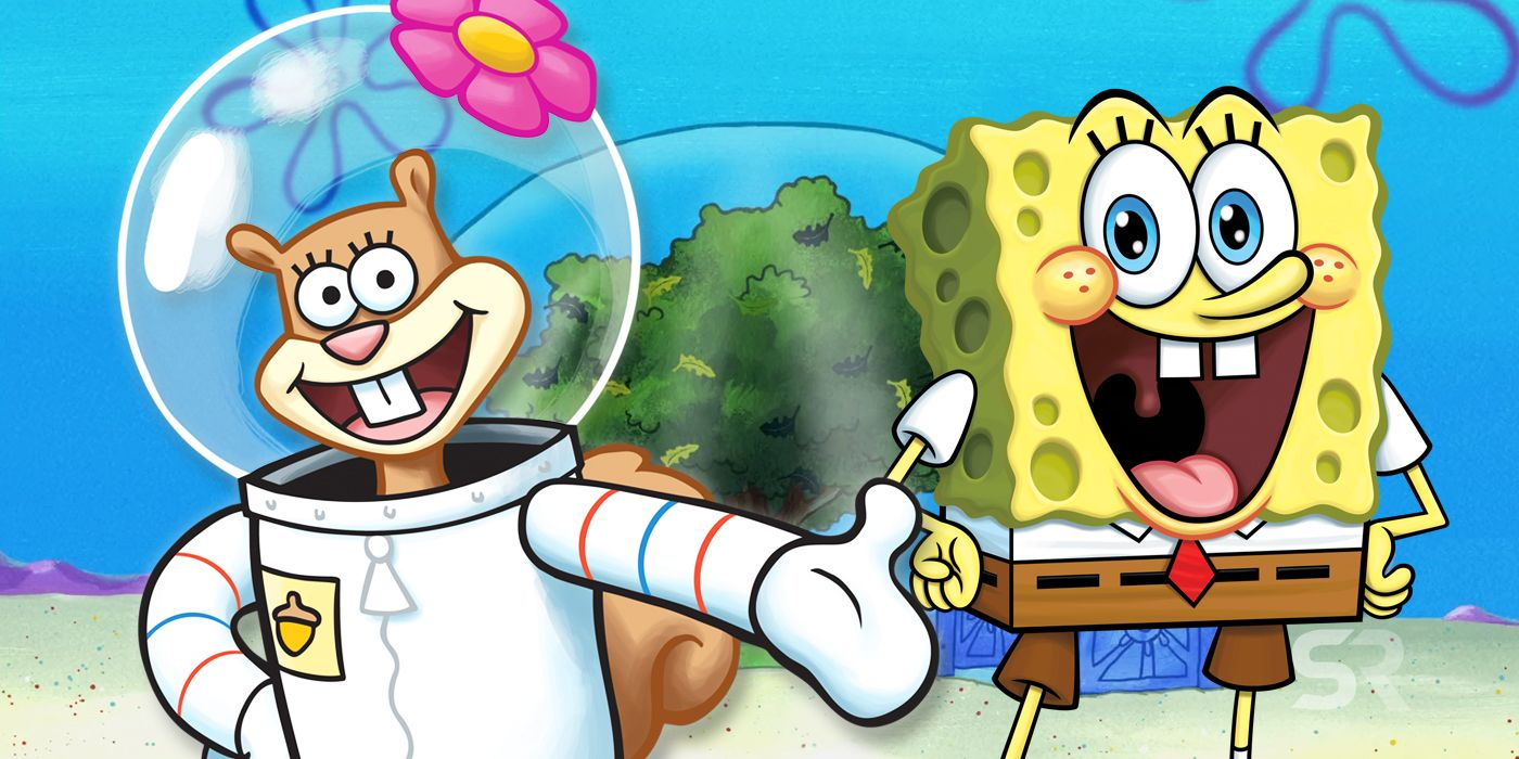 SpongeBob SquarePants: Why Sandy Cheeks Left Texas For ...