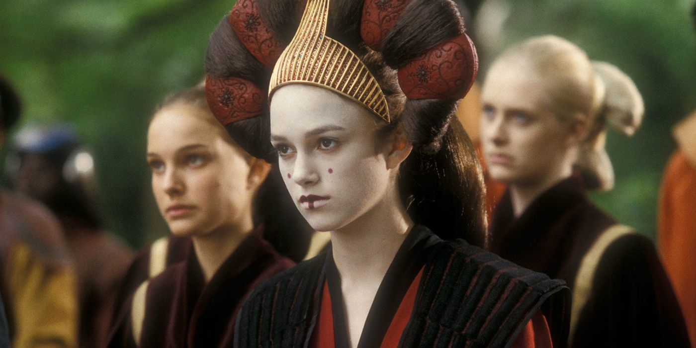 Keira Knightly Thought She Played Padme in Star Wars: Episode 1