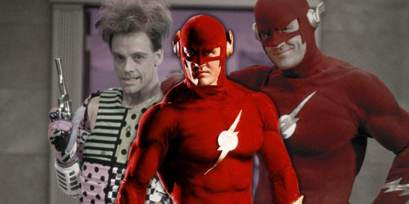 The original superhero show based on the Scarlet Speedster