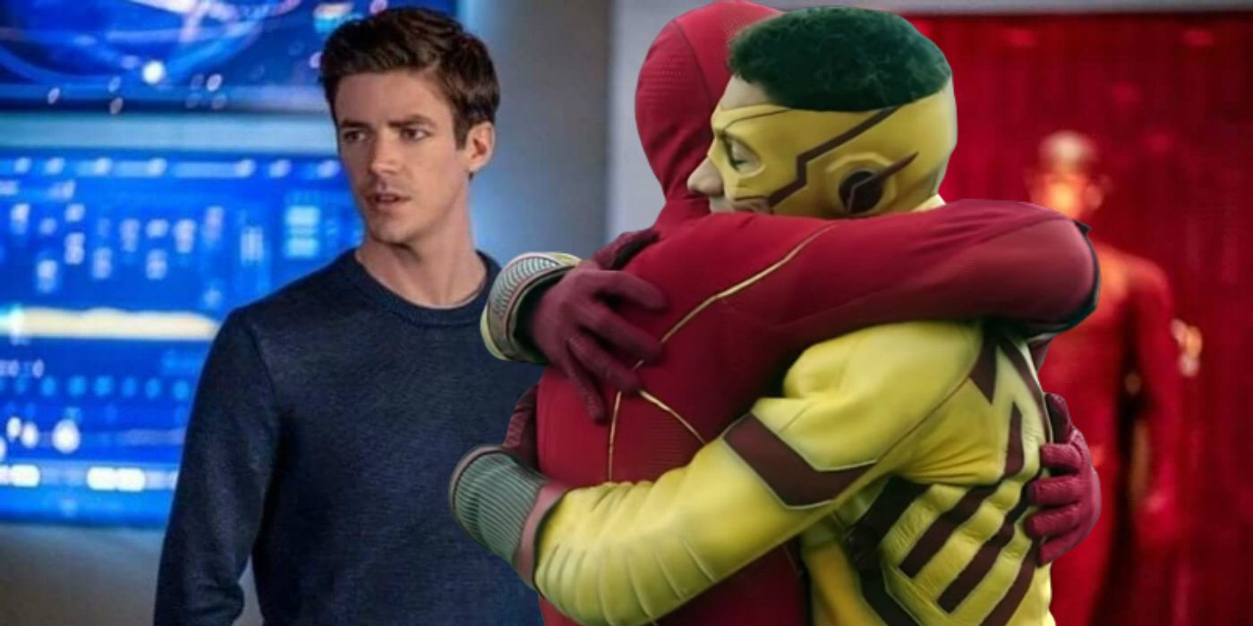 The Flash What The Speed Force S Death Means For Arrowverse S Future