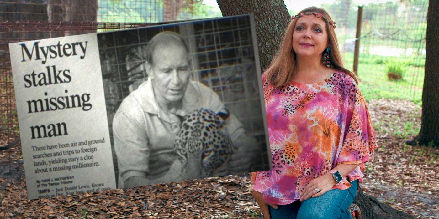 Carole Baskin's Missing Husband Case Reopened After Tiger