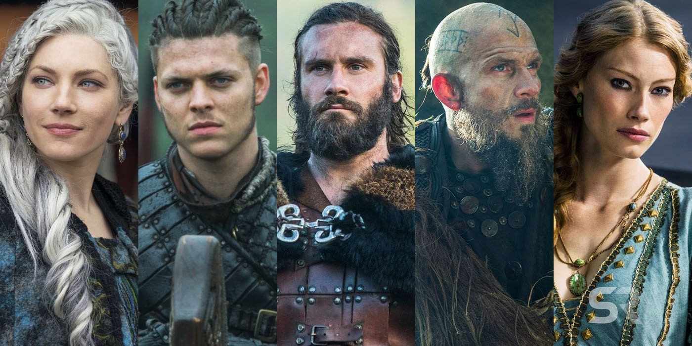 Vikings: Every Character Based On A Real Person | Screen Rant